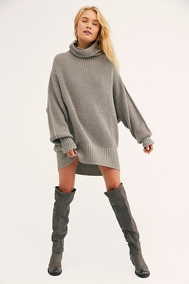 Free People Cocoa Sweater