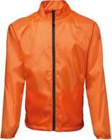 2786 Mens Contrast Lightweight Windcheater Shower Proof Jacket (M)