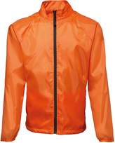 2786 Mens Contrast Lightweight Windcheater Shower Proof Jacket (S)