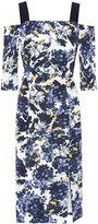 Erdem Verena floral-printed dress