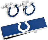 Cufflinks Inc. Men's Indianapolis Colts Cufflinks/Money Clip Gift Set