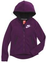 Nike Girl's Sportswear Tech Fleece Hoodie
