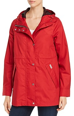 Hunter Cotton Smock Raincoat