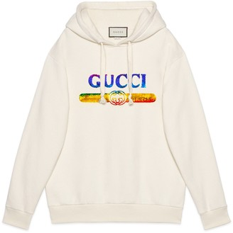 Gucci Sweatshirt with sequin logo