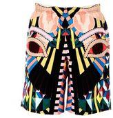 Givenchy Crazy Cleopatra Print Swimwear