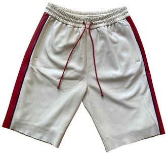 Gucci White Other Shorts