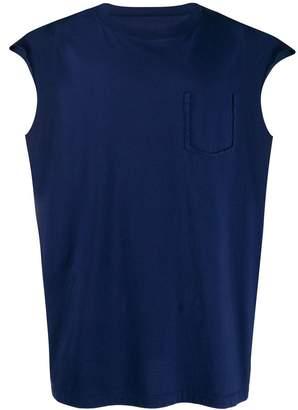 Maison Margiela faux pocket T-shirt