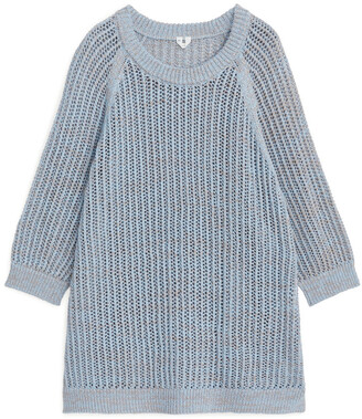 Arket Oversized Knitted Tunic