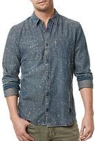 Buffalo David Bitton Long Sleeve Denim Shirt
