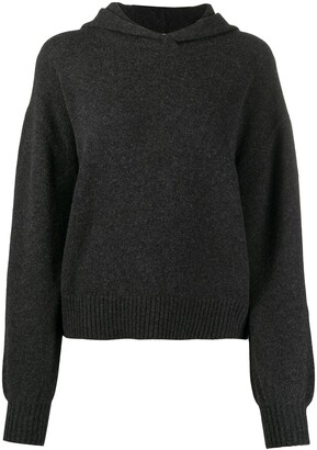 Pringle Long-Sleeve Hooded Jumper
