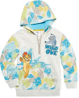 Disney Lion Guard Fleece Jacket-Big Kid Boys