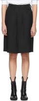 Random Identities Black Chino Skirt
