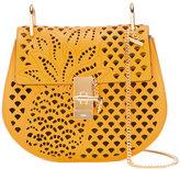 Chloé Drew pineapple shoulder bag - women - Calf Leather - One Size