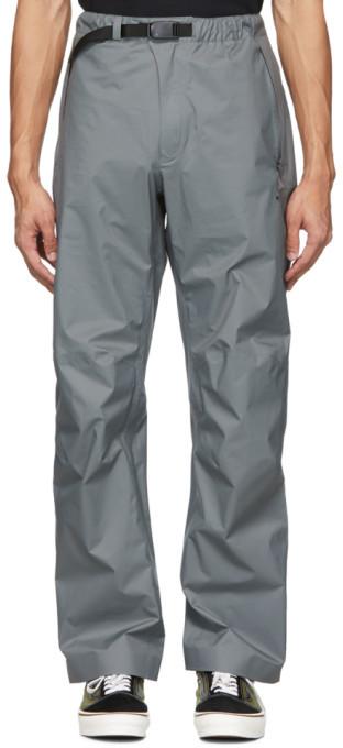 Snow Peak Grey Wanderlust Trousers