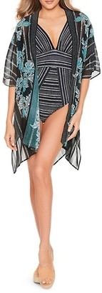 Miraclesuit Nostatic Open Front Beach Wrap
