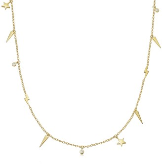 Missoma Gold Twilight Necklace