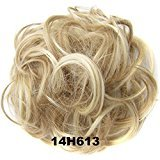 Lznlink Fashion Wig Hair Ring Curly Bride Makeup Bun Flowers Chignon Ponytail Hairpiece Extension Styling Tools Wigs Accessories