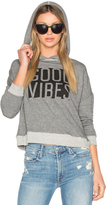 Sundry Good Vibes Hoodie