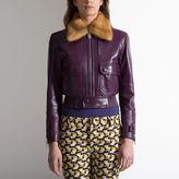 Bally Nappa Leather Jacket