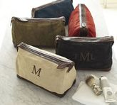 Pottery Barn Union Canvas Toiletry Case