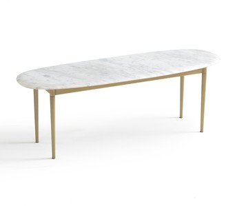 Am.pm. Adelong Small Marble Coffee Table