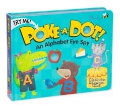 Melissa & Doug Poke-a-Dot - Alpha Eye Spy