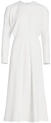 Victoria Beckham Dolman Midi Dress