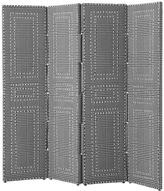 Eichholtz Celeste Folding Screen Small - Black & White