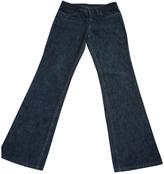 Gucci Black Cotton Jeans