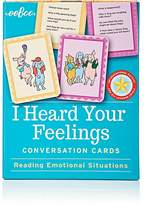 Eeboo I Heard Your Feelings Flash Cards