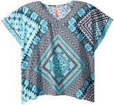 Seafolly Aztec Tapestry Kaftan Girl's Swimwear