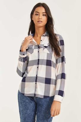 Ardene Plaid Buttoned Shirt