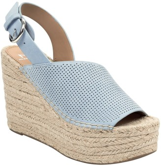 Marc Fisher Andela Slingback Espadrille Wedge