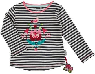 Sigikid Girl's Langarmshirt Mini Longsleeve T - Shirt