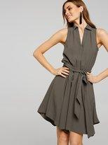 Portmans Heidi Hanky Hem Shirt Dress