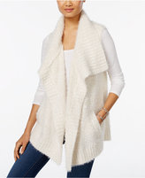 Style&Co. Style & Co. Eyelash Sweater Vest, Only at Macy's