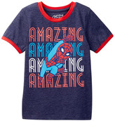Mighty Fine Amazing Spiderman Tee (Little Boys)