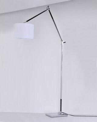 """Latitude Run Wona 48"""" Task Floor Lamp"""