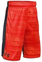 Under Armour Boys' Printed Sun Protection Shorts - Little Kid, Big Kid