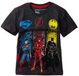 Dx-Xtreme Justice League Spot Light Short Sleeve Tee (Little Boys)