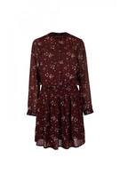 DECJUBA Dani Shirred Waist Print Dress