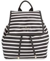 Kate Spade 'Molly' Nylon Backpack - Black