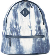 Derek Lam 10 Crosby tie-dye effect backpack - women - Lamb Skin - One Size