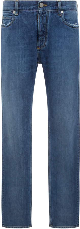 Maison Margiela Vintage-Wash Denim Jeans