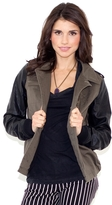 Olivaceous Military Jacket