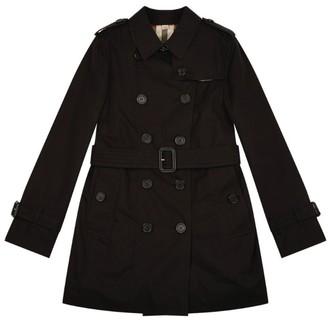 Burberry Kids Sandringham Trench Coat (4-12 Years)