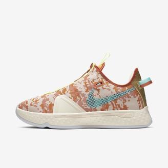 Nike Basketball Shoe PG 4 'Digi-Camo' GE
