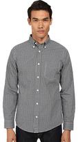 Jack Spade Ernest Gingham Shirt Men's Long Sleeve Button Up