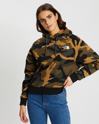 The North Face Never Stop Exploring Graphic Pullover Hoodie