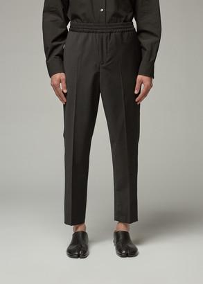 Totokaelo Archive Men's Sidney Trouser Pants in Black Size XS Wool